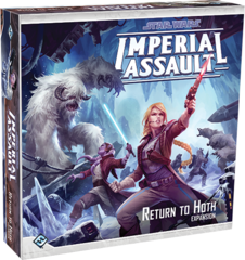 Star Wars Imperial Assault: Return to Hoth Campaign