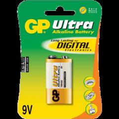 Батарейка(Крона) GP Ultra  1604 9V(1шт)