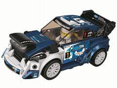 Конструктор Техник 10945 Форд Фиеста M-Sport WRC, 209 дет.