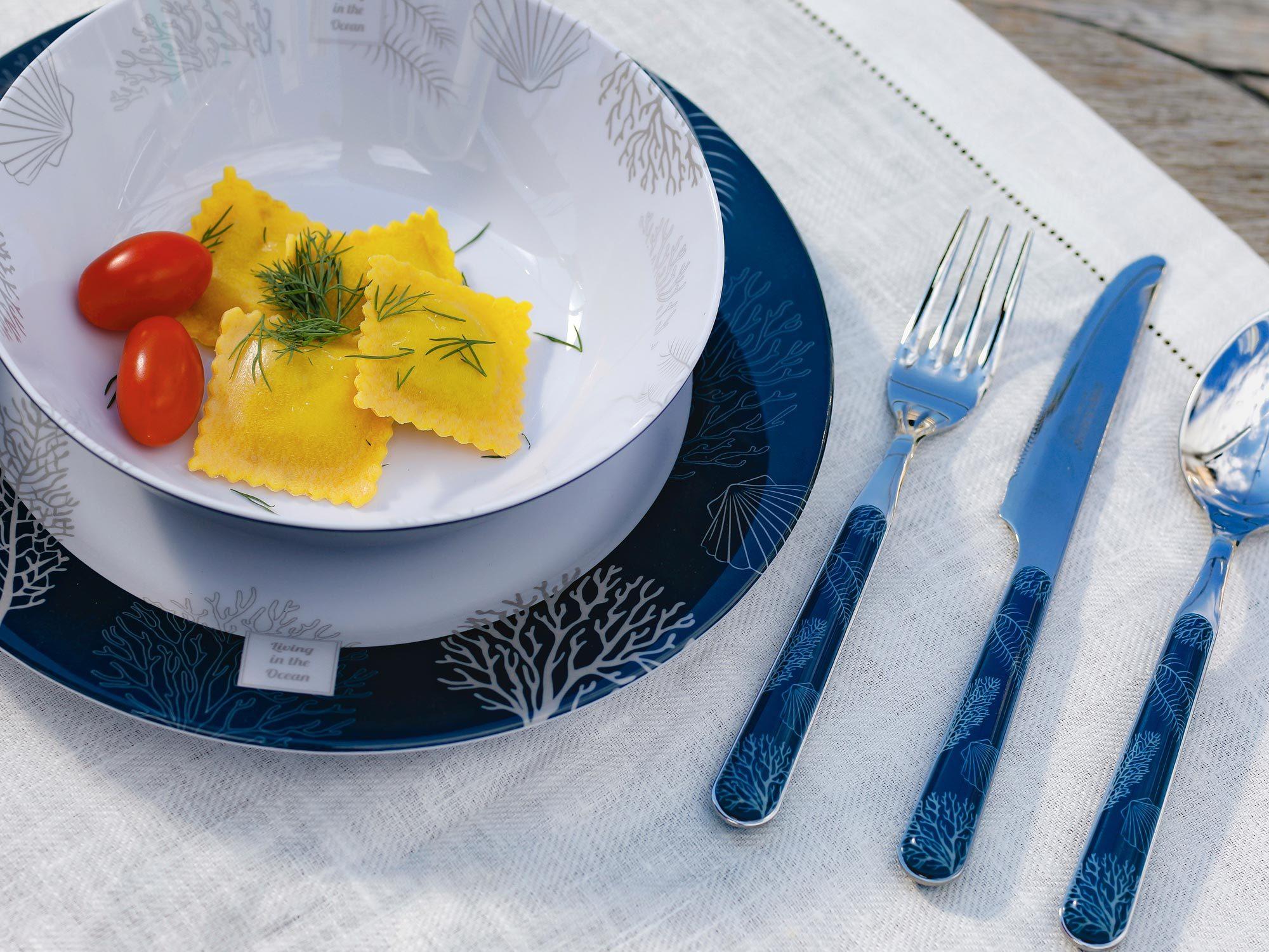 Melamine Dinner Plate, Living