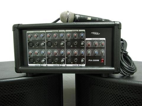 Звукоусилительные комплекты Force PIA-2009