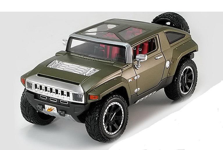Коллекционная модель Hummer HX Concept 2008