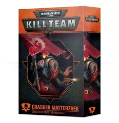Kill Team: Crasker Matterzhek Genestealer Cults Commander Set