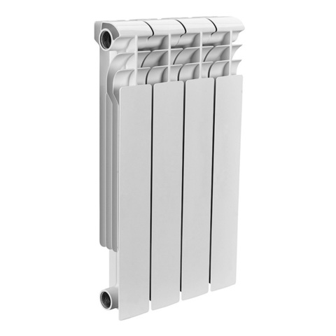 Радиатор биметаллический секционный ROMMER Profi Bm 500 - 4 секции