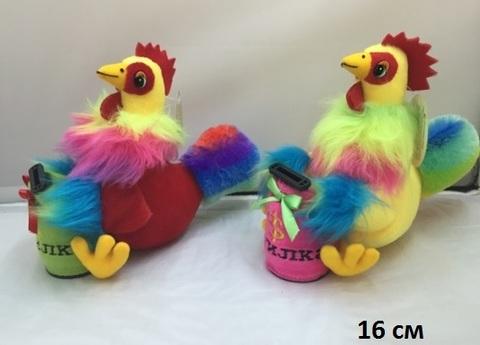 Петушок 1290677 копилка мягк. игрушка (Св)