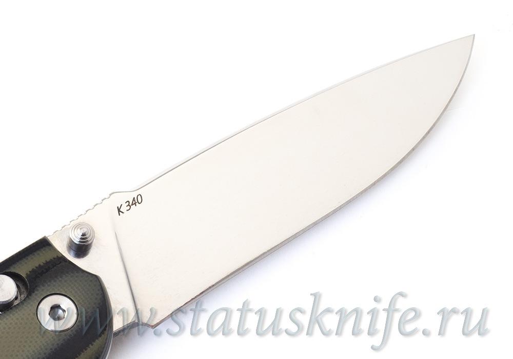 Нож Чебуркова Скаут G10 K340 - фотография
