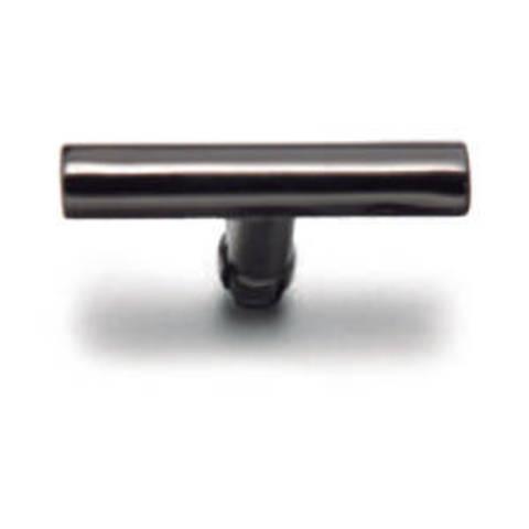Ручка поворотная, винты в комплекте. Цвет Тёмный никель. Fontini DO(Фонтини До). 33967302