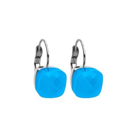 Серьги Firenze caribbean blue opal 304102 BL/S