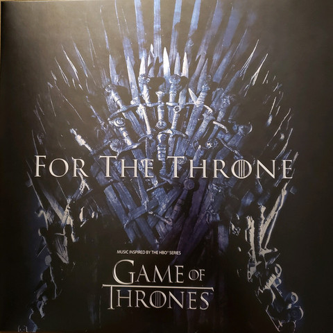 VA - For the Throne (Music inspired by Games of Thrones)