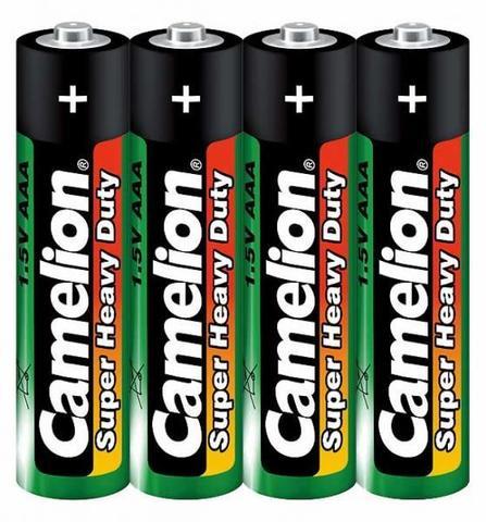 Батарейки Camelion Green R03, AAA (4/60/960)