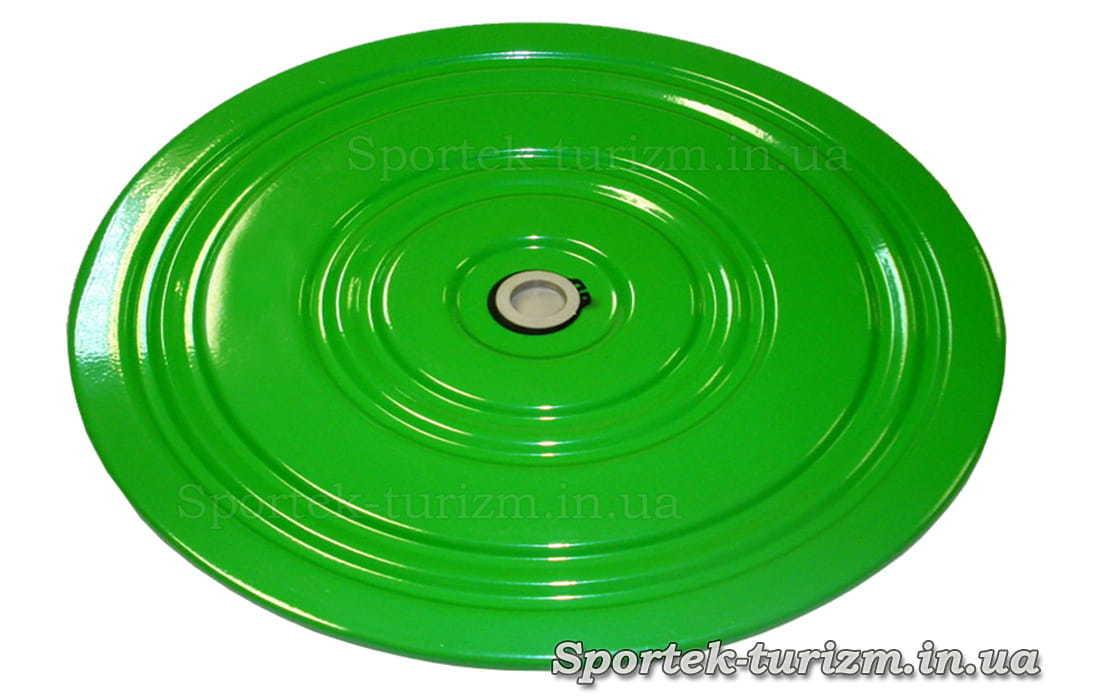Фітнес диск для талії металевий