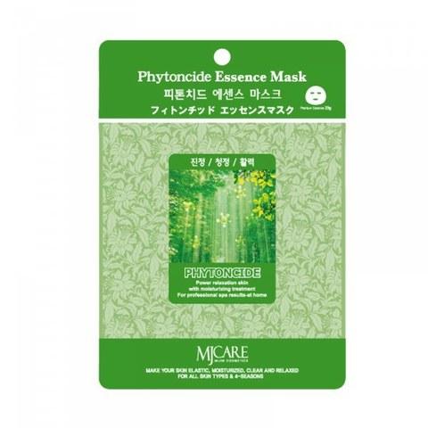 Тканевая маска с фитонцидами Mijin Cosmetic MJ Care Phytoncide Essence Mask