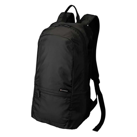 Складной рюкзак Victorinox Packable Backpack, черный - Wenger-Victorinox.Ru