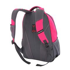 Рюкзак Wenger розовый/серый