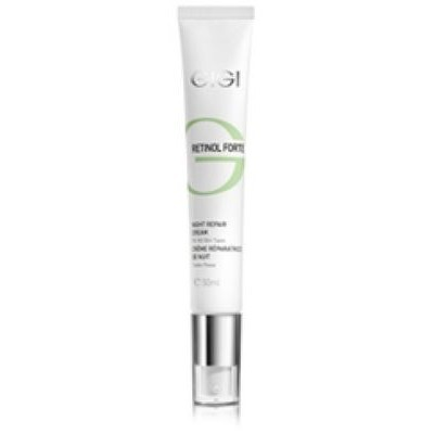 GIGI Retinol Forte: Отбеливающий крем для всех типов кожи лица (Skin Lightening Cream All Skin Types), 50мл