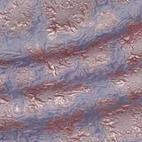 Жаккард-клоке с бледно-розовыми цветами