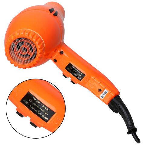 Фен Parlux Advance Light Ceramic+Ionic оранжевый, 2200Вт, ионизация, 2 насадки