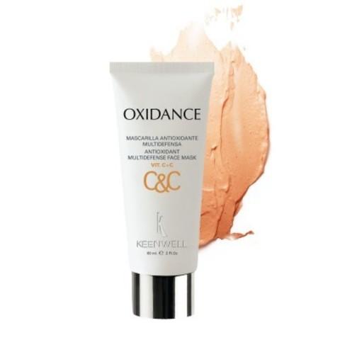 Антиоксидантная мультизащитная маска с витамином С OXIDANCE C&C MASCARILLA ANTIOXIDANTE MULTIDEFENSA VIT. C+C