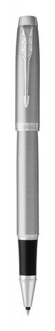 Ручка-роллер Parker IM Stainless Steel CT123