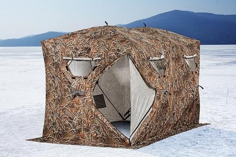 Палатка Higashi Double Camo Comfort