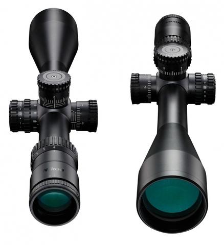 Nikon BLACK X1000 6-24x50SF Matte Illuminated X-MRAD