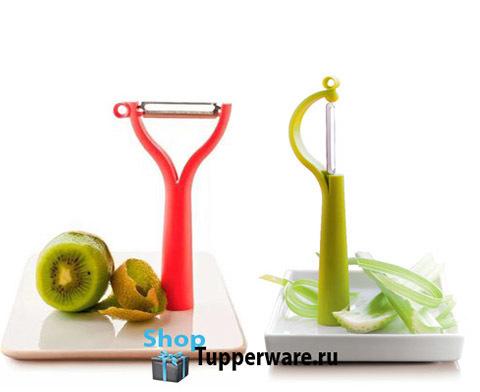 Набор овощечисток: вертикальная и универсальная РП015