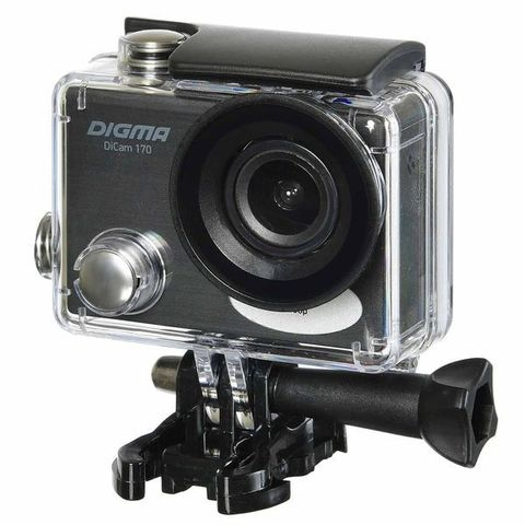 Экшн-камера DIGMA DiCam 170