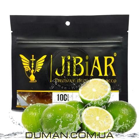 Табак JiBiAR Green Lemon (Джибиар Зеленый Лимон)