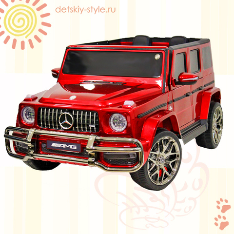 G63 S307 4WD