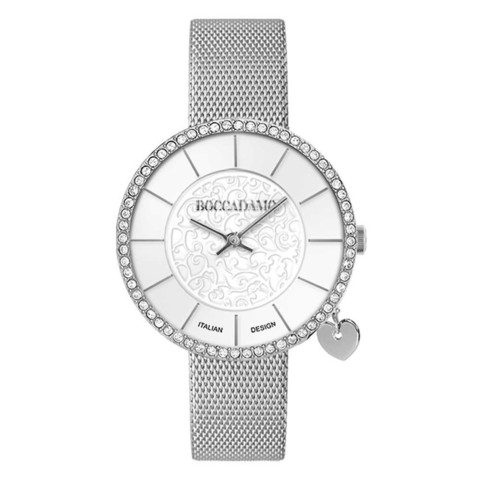 Часы Mya33 Silver White MX009 BW/S