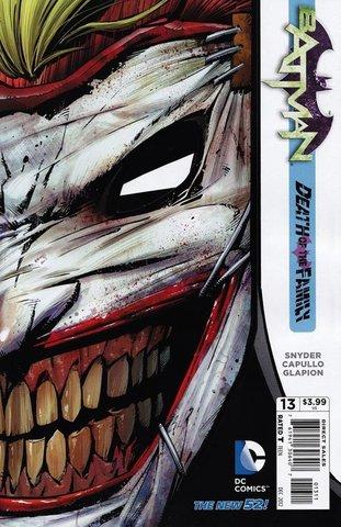 Batman #13 the New 52
