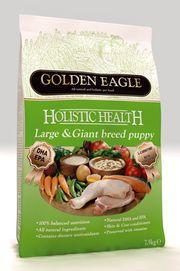 Golden Eagle Сухой корм Golden Eagle Holistic Large&Giant Breed Puppy для щенков крупных и гигантских пород BLGBP.jpg