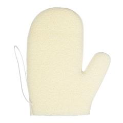 Губка-рукавица с экстрактом клубники, 165х130х20 мм