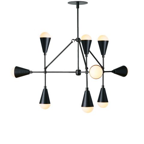 Подвесной светильник копия Triad 9 by Apparatus