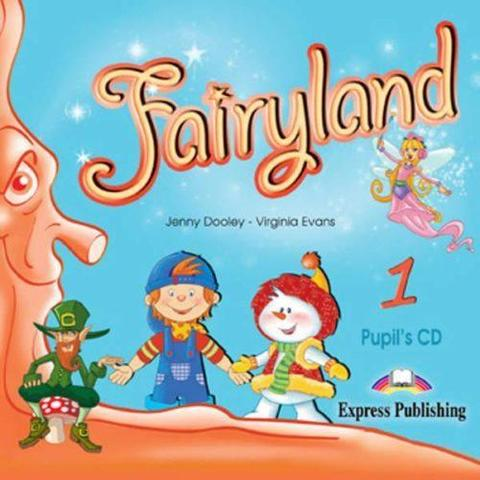 Fairyland 1. Pupil's Audio CD. Аудио CD для работы дома