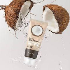 Отшелушивающий гель с экстрактом кокоса FarmStay
