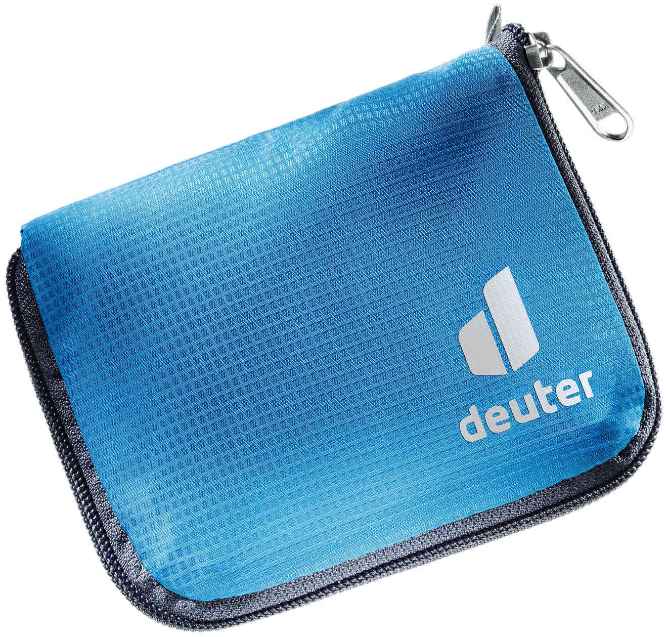 Новинки Кошелек Deuter Zip Wallet RFID Block (2021) 3922521-3025-ZipWallet-RFIDBLOCK-d0.jpg
