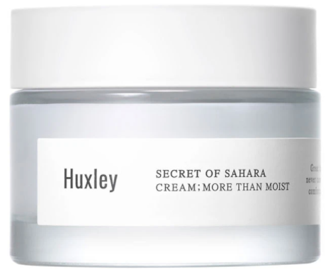 Huxley More than Moist Cream увлажняющий крем для лица 50мл