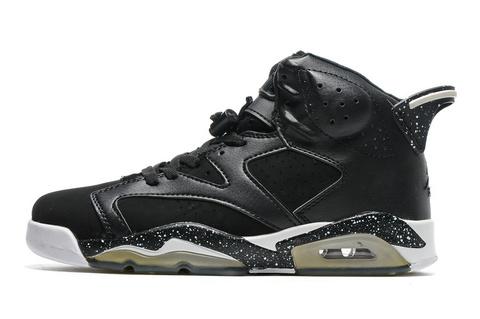 Air Jordan 6 Retro 'Black/White'