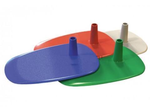Универсальная пластиковая подставка для трубок Ø 9 и Ø 12 мм (синий) BASE-PL