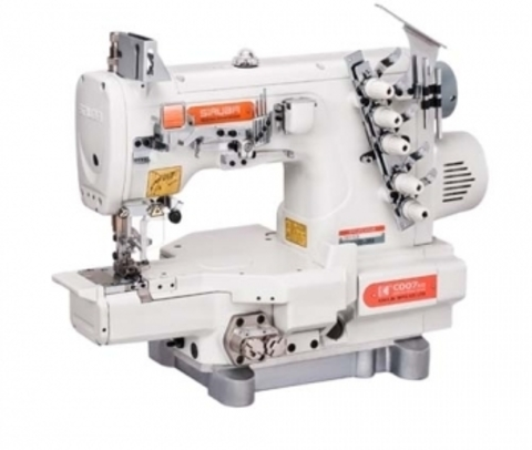 Плоскошовная швейная машина Siruba C007K-W812-356/CRL/RL | Soliy.com.ua
