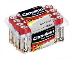 Батарейки Camelion Alkaline LR03, AAA (24/240)