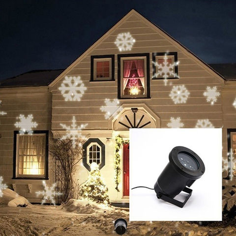разнообразные фигуры Лазерный проектор уличный Star Shower Laser Light фигурный