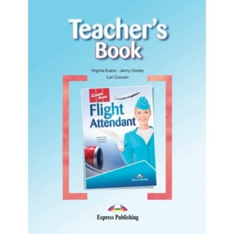 career paths: Flight Attendant teacher's book