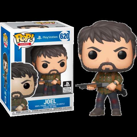 Фигурка Funko Pop! Games: The Last of Us - Joel Miller (Excl. to GameStop)