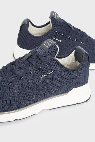 Мужские синие кроссовки BEEKER Gant