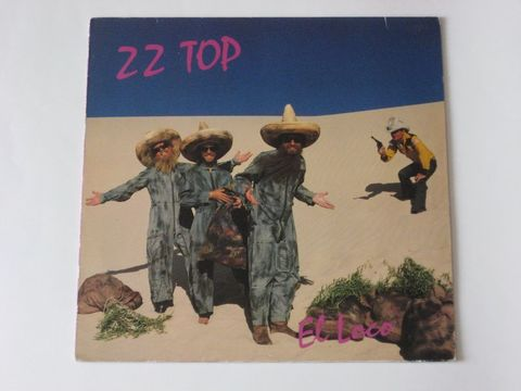 ZZ Top / El Loco (LP)