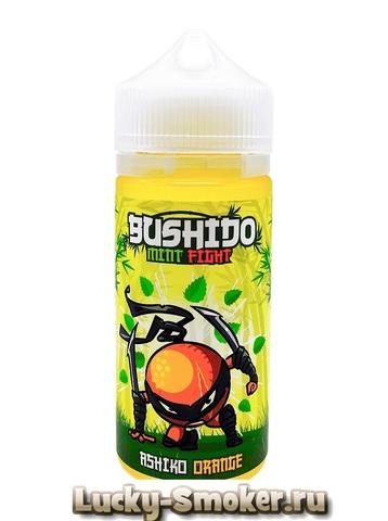 Жидкость Bushido mint fight 100 мл Ashiko Orange