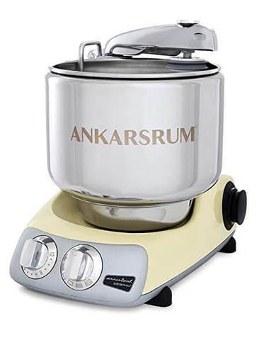 Миксер-тестомес Ankarsrum Assistent Original АКМ6230 Light Creme, светло-кремовый. Фото