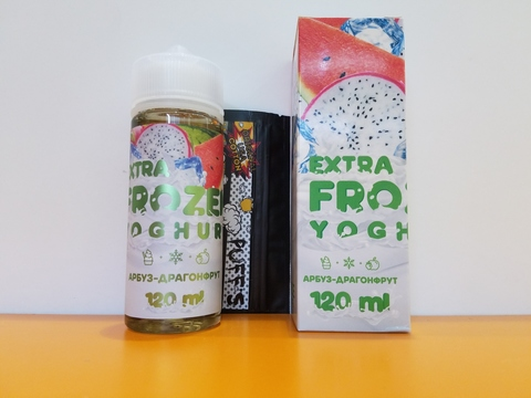 Арбуз-Драгон фрут by EXTRA FROZEN YOGHURT 120ml